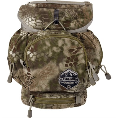 Alaska Classic With Max Pocket Binocular Pack - Coyote Brown Alaska Classic Max Pack