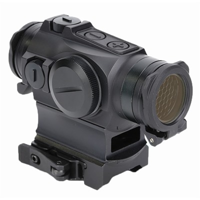 Holosun Hs515gm Circle Dot Micro Sight With Qd Mount - He515gm-Gr Elite Green Circle Dot With Qd Mount