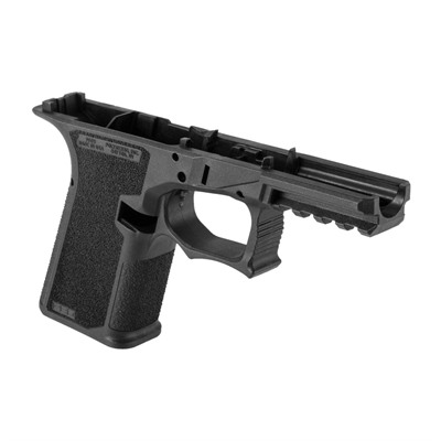 Polymer80 Pfc9 Serialized Frame For Glock 19/23 Aggressive Texture - Pfc9 G19/23 Serialized Frame Aggressive Texture Coyote