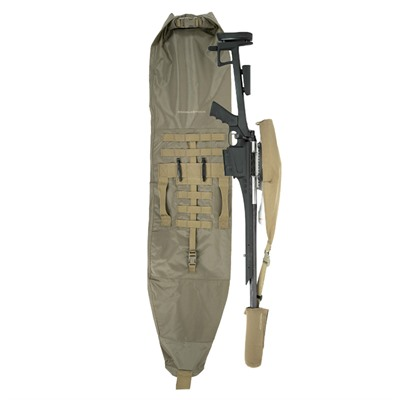 Eberlestock Rifle Dry Bag & Crown Shield - Rifle Dry Bag & Crown Shield Black