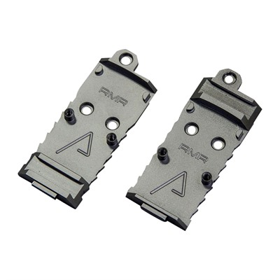 Agency Optic System Plates - Aos Plate For Rmr, Front Dovetail