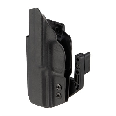 Anr Design Appendix Holsters W/Claw Right Hand - Cz-Usa P-10 S Appendix Holster W/Claw Rh Black