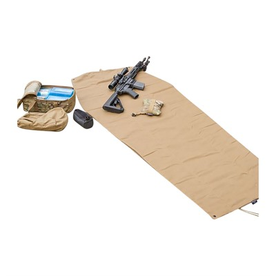 Armageddon Gear Ultralight Shooting Mat - Ultralight Shooting Mat, Multicam