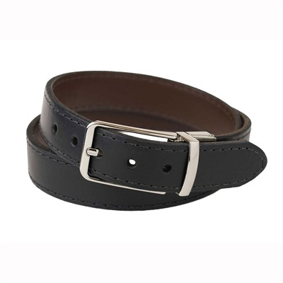 Crossbreed Holsters Women's Reversible Belts - Women's Reversible Belt W/ Chrome Buckle Size 14