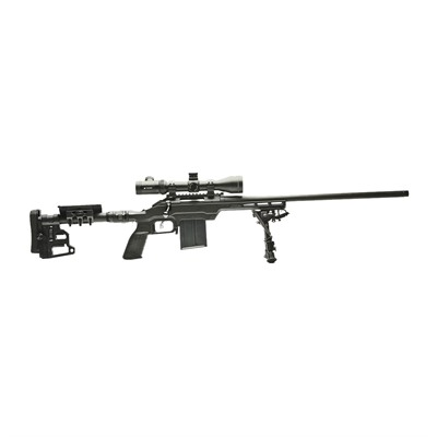Modular Driven Technologies Lss Chassis Systems - Savage Short Action Lss Chassis System Black Rh