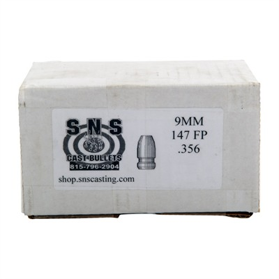 """S&S Cast Pistol Bullets 45 Cal Lc ( 452"""") 180gr Round Nose Flat Point Discount"""