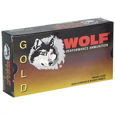Gold Ammo 6.5mm Grendel 120gr Mpt - 6.5mm Grendel 120gr Multi-Purpose Tactical 500/Case