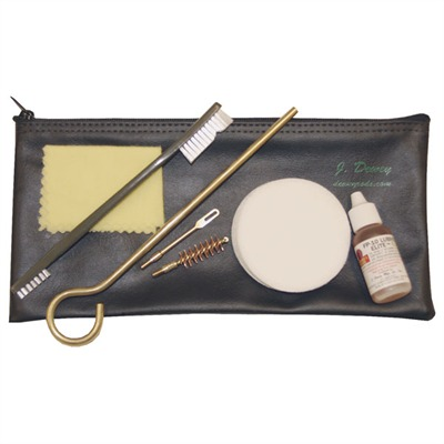 Mil / le Pistol Cleaning Kit #6-lbp-38 .38,.357,9mm Mil / le Kit : Gun Cleaning & Chemicals by Dewey for Gun & Rifle