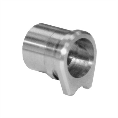 Angled Bored Bushing With Carry Bevel 1911 Carry Bevel Bushing, Commander : Handgun Parts by Egw for Gun & Rifle