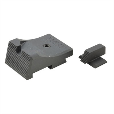 Slant Pro? Sight 360 Low Mount Rear Std Slant Pro Sight : Handgun Parts by Heinie for Gun & Rifle