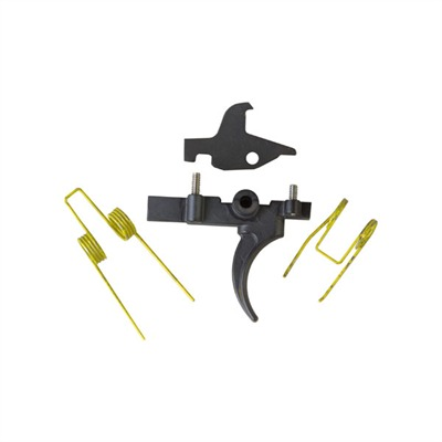 Ar-15 / ar-style .308 Adjustable Trigger System Fire Control Kit W / 4 Lb Tact Spring : Rifle Parts by J P Enterprises for Gun & Rifle