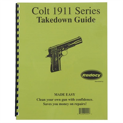 Firearms Takedown Guides Ruger Mk Ii Firearms Takedown Guide : Books & Videos for Gun & Rifle