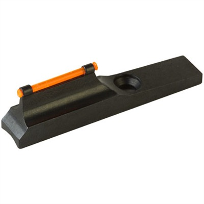 Uni-ramp Front Sight 072408 Uni-ramp Orange Front Sight : Rifle Parts by Marble Arms for Gun & Rifle