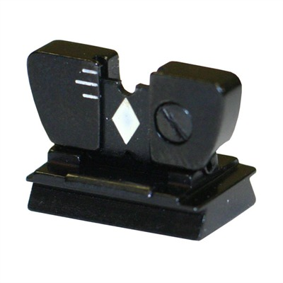 Flat Top Folding Leaf Sight Blade & Screw : Gunsmith Tools & Supplies by Marble Arms for Gun & Rifle