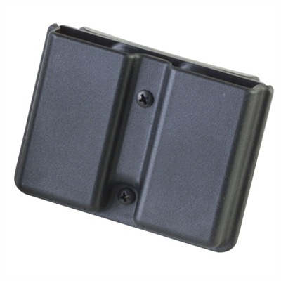 Magazine Pouch Kydex Double Mag.case Single Row Belt : Shooting Accessories by Michaels of Oregon for Gun & Rifle