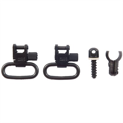 "Qd Swivels 1171-2 7400 Four 1"" Swivel Set : Shooting Accessories by Michaels of Oregon for Gun & Rifle"