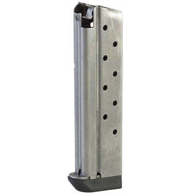 Springfield Magazines for 1911 Auto Sprinfield 9mm F / ramp Config.w / bumper : Magazines by Metalform for Gun & Rifle