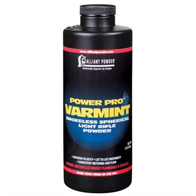 Power Pro Varmint Powder - Power Pro Varmint 8 Lb