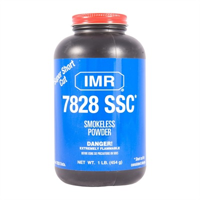 Imr 7828 Ssc Smokeless Powder - Imr 7828 Ssc Smokeless Powder 8lb