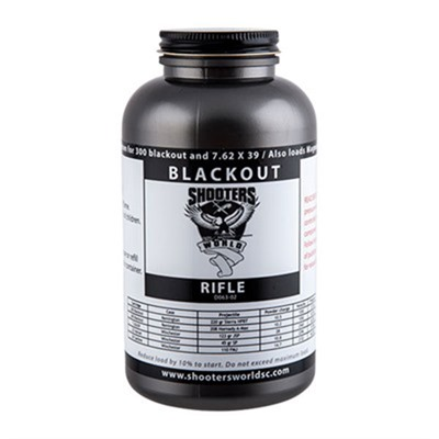 Shooters World Blackout Powder