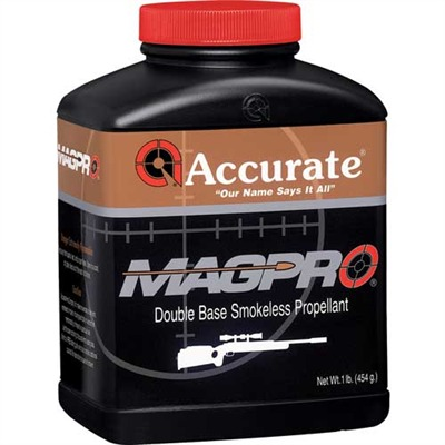 Accurate Mag Pro Powders - Accurate Mag Pro 8 Lb