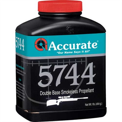 Accurate 5744 Powders - Accurate #5744 - 8 Lb