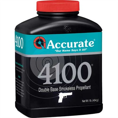 Accurate Scot 4100 Powders - Accurate 4100 - 4 Lb