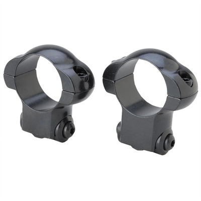Redfield Steel Ruger~ Rings 47240-522820 Hi Matte Blue Rings M77 : Optics & Mounting by Redfield for Gun & Rifle