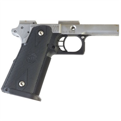 1911 Auto 2011 Modular Frame Sti Long / wide Ramped 2011 Frame : Handgun Parts by Sti for Gun & Rifle