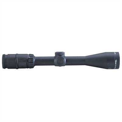 Accupoint Scope #tr20-1 3-9x40 Std.crosshair W / amber : Optics & Mounting by Trijicon for Gun & Rifle