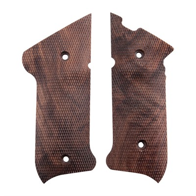 Ruger~ Mark Ii?/Iii? Walnut Grips