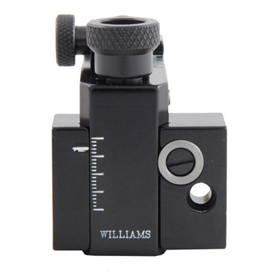 Foolproof-tk Receiver Sights 1260 Fp-70 With Target Knobs : Rifle Parts by Williams Gun Sight for Gun & Rifle