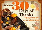 "Brownells ""30 Days of Thanks"" Sweepstakes Offers Great Daily Prizes"