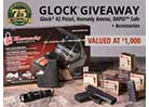 Brownells To Give Away Glock® 42 Personal Defense Package
