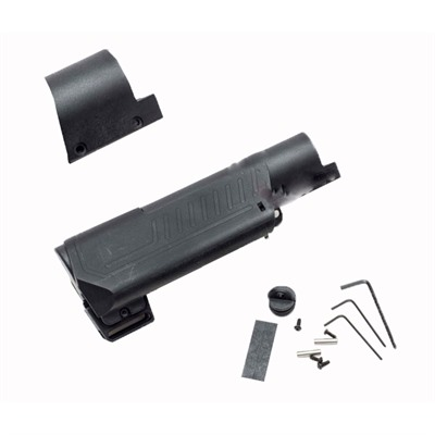 Ar/ak Standard Pistol Cheeck Rest Kit W/caa Saddle (black) Thordsen Customs Llc.