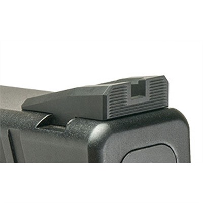 Springfield Xd/xdm Fixed Comp. Rear Sights Dawson Precision.