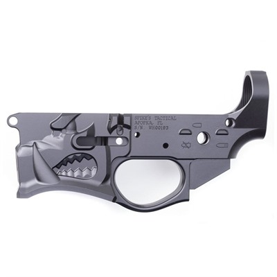 AR-15 Warthog Lower Receiver by Spikes Tactical