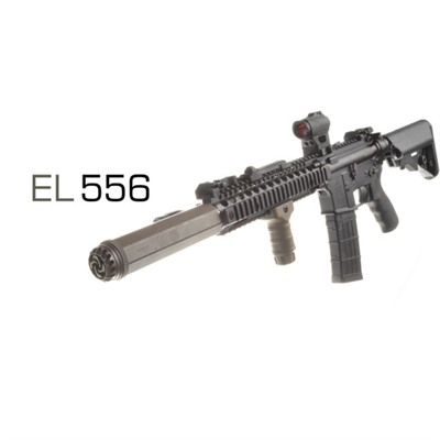 El556 Supressor W/ Mount Operators Suppressor Systems.