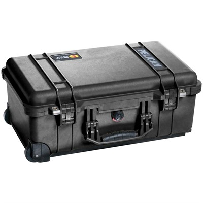 1510tp Carry Case, Blk Pelican.