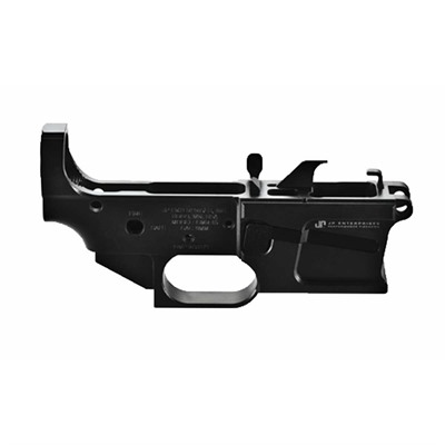 For the home builder with a 9mm Pistol Caliber Carbine project, this GMR-15™ billet lower receiver accepts Glock G17 magazines and will ...