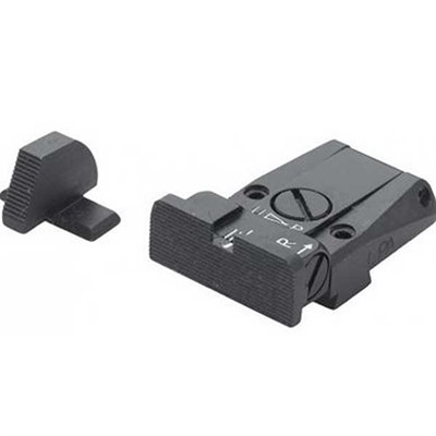 Sig Sauer Adjustable Sight Set Fusion Firearms.