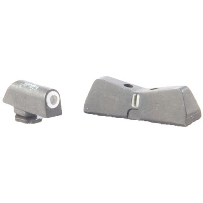 Dxt Stabdard Dot Sights For Glock® Xs Sight Systems.
