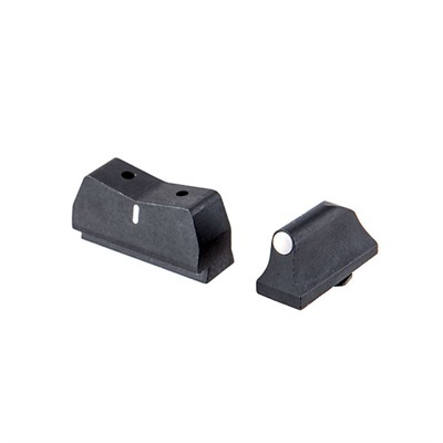 Dx Standard Dot Suppressor Height Sights For Glock® Xs Sight Systems.