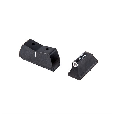Dxw Standard Dot Suppressor Height Sights For Glock® Xs Sight Systems.
