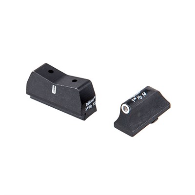 Dxt Standard Dot Suppressor Height Sights For Glock® Xs Sight Systems.