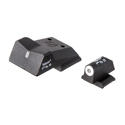 Dxt Big Dot Suppressor Height Sights For Colt 1911 Xs Sight Systems.