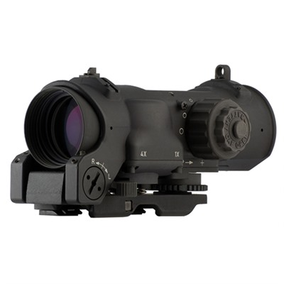 Specterdr Dual Role Combat Sight 1x/4x 7.62 Cr5396 Reticle Elcan.