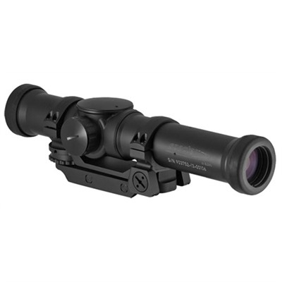 Specter Tr 1/3/9 Tri Fov Optical Sight 5.56 Ballistic Reticle Elcan.