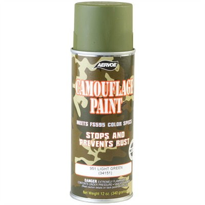 Camo Paints Aervoe-Pacific Co. Inc..