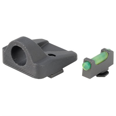 Ghost Ring Fiber Optic Sight Set For Glock® Aro-Tek.
